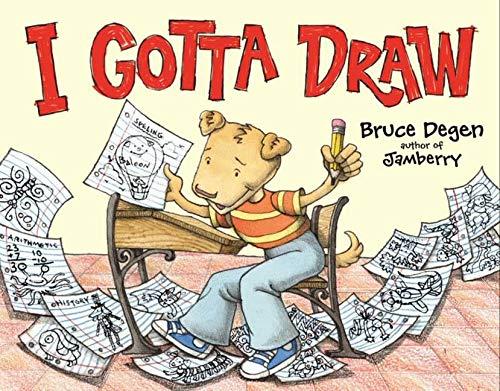 9780060284176: I Gotta Draw