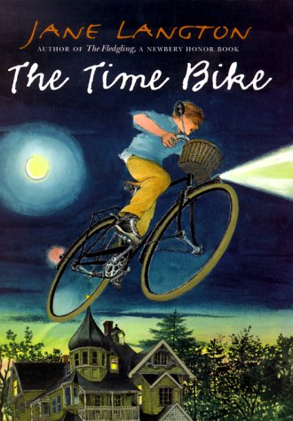 9780060284374: The Time Bike (Hall Family Chronicles)