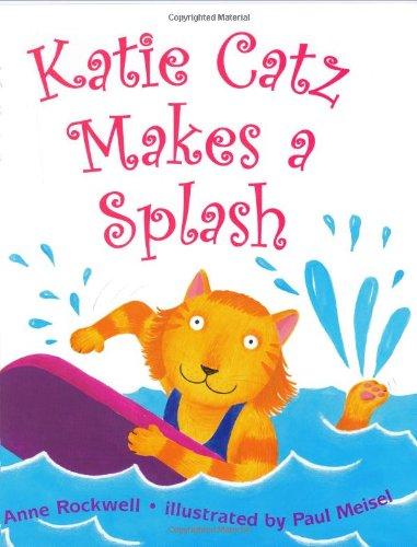 9780060284411: Katie Catz Makes a Splash