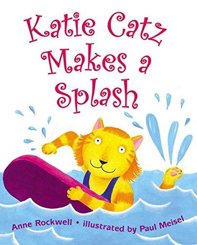 9780060284459: Katie Catz Makes a Splash