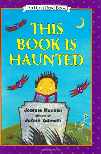 9780060284565: This Book Is Haunted (I Can Read Book 1)