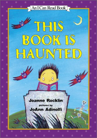 9780060284572: This Book Is Haunted (I Can Read Book 1)