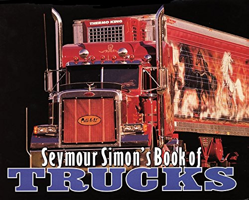 9780060284732: Seymour Simon's Book of Trucks