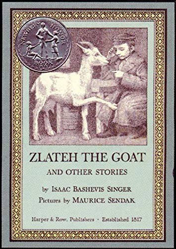 9780060284770: Zlateh the Goat and Other Stories