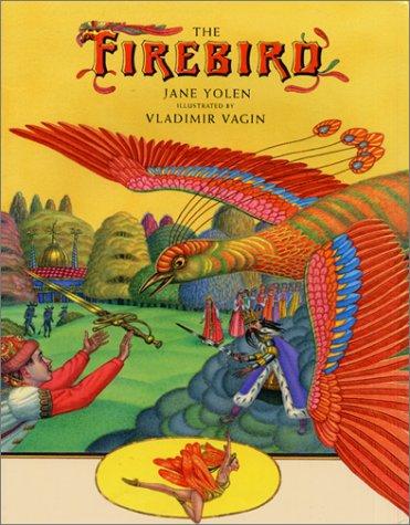 The Firebird: Yolen, Jane