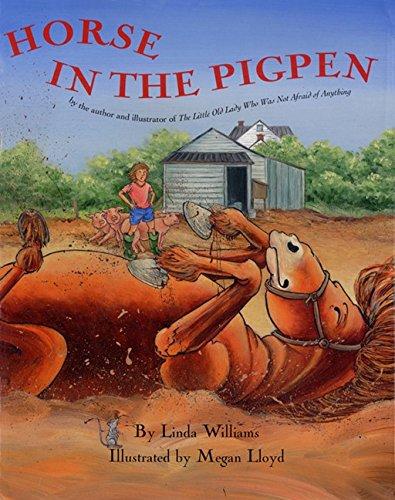 9780060285470: Horse in the Pigpen