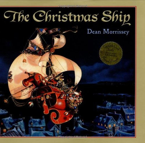 9780060285753: The Christmas Ship with Cards