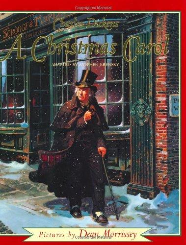 Beispielbild für A Christmas Carol zum Verkauf von Bud Plant & Hutchison Books