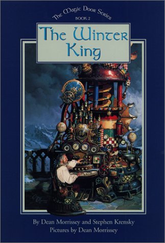 9780060285838: The Winter King (The Magic Door, Book 2)