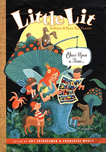 9780060286248: Folklore and Fairy Tale Funnies (Little Lit)