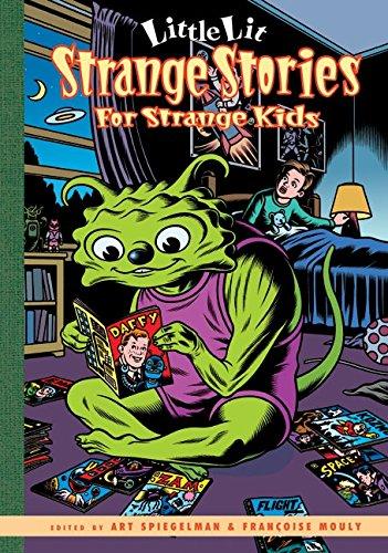 9780060286262: Little Lit Strange Stories for Strange Kids