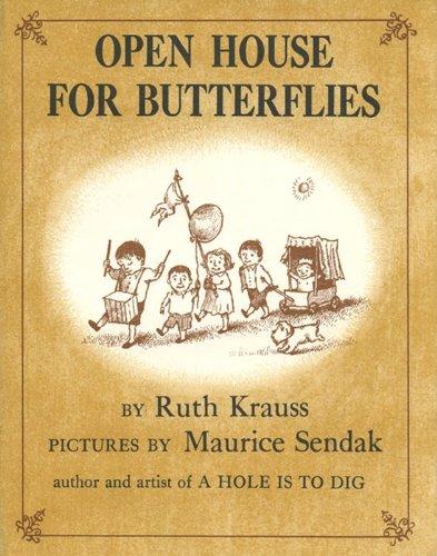9780060286361: Open House for Butterflies