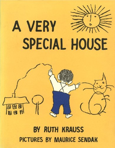 9780060286385: A Very Special House