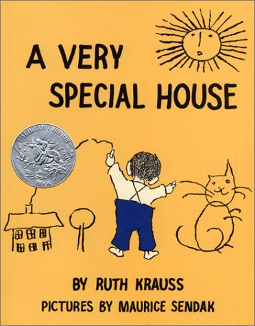 A Very Special House (0060286393) by Krauss, Ruth