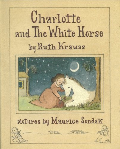 9780060286415: Charlotte and the White Horse