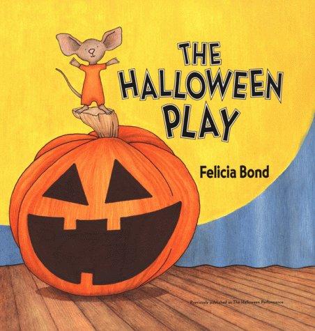 9780060286842: The Halloween Play