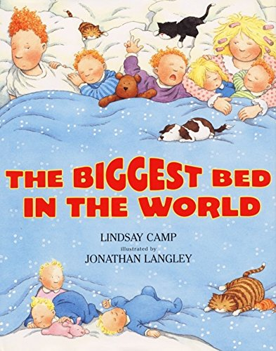 9780060286873: The Biggest Bed in the World