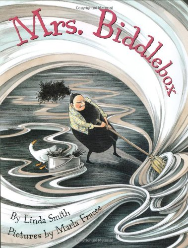 9780060286903: Mrs. Biddlebox (GOLDEN KITE AWARDS (AWARDS))