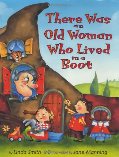 9780060286910: There Was an Old Woman Who Lived in a Boot