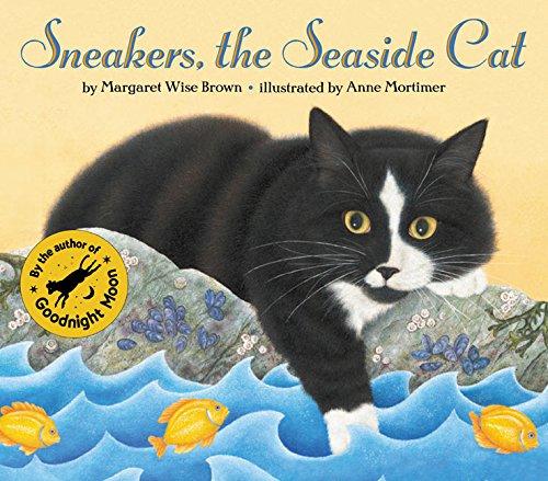9780060286934: Sneakers, the Seaside Cat