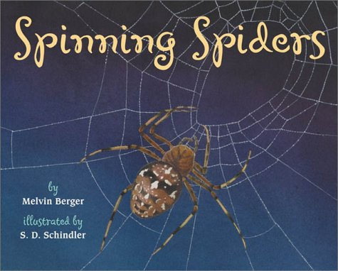 9780060286965: Spinning Spiders (Let's-Read-and-Find-Out Science 2)