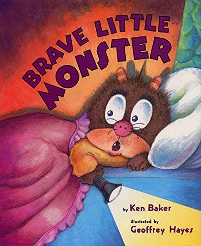 9780060286989: Brave Little Monster