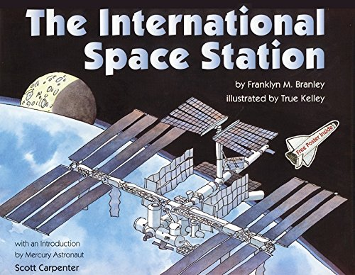 9780060287023: The International Space Station with Poster (Let's Read-And-Find-Out Science)