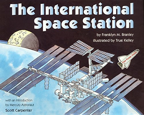 9780060287030: The International Space Station (LET'S-READ-AND-FIND-OUT SCIENCE BOOKS)