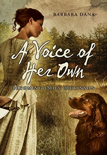 9780060287047: A Voice of Her Own: Becoming Emily Dickinson