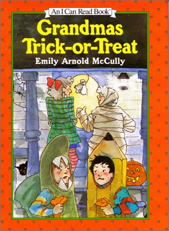 9780060287306: Grandmas Trick-Or-Treat (I Can Read!)