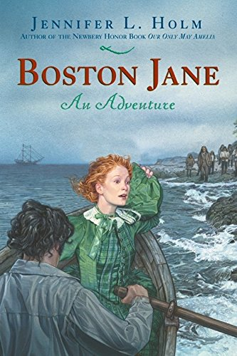 Boston Jane Series An Adventure