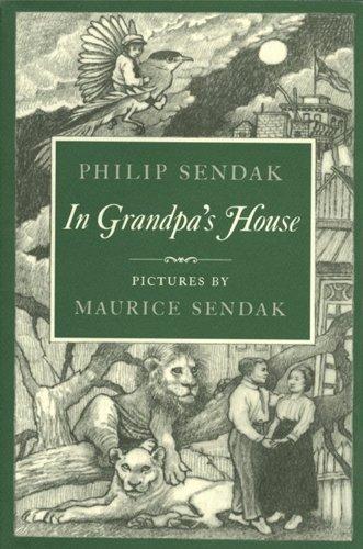 9780060287870: In Grandpa's House