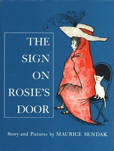 9780060287955: The Sign on Rosie's Door
