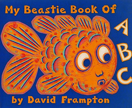 9780060288235: My Beastie Book of ABC