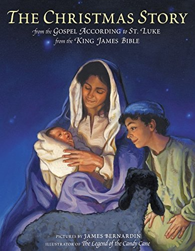 9780060288822: The Christmas Story: From the Gospel According to St. Luke from the King James Bible