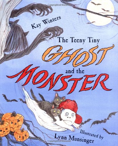9780060288846: The Teeny Tiny Ghost and the Monster