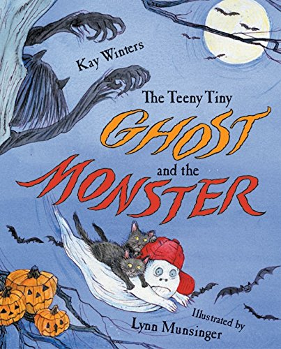 9780060288853: The Teeny Tiny Ghost and the Monster