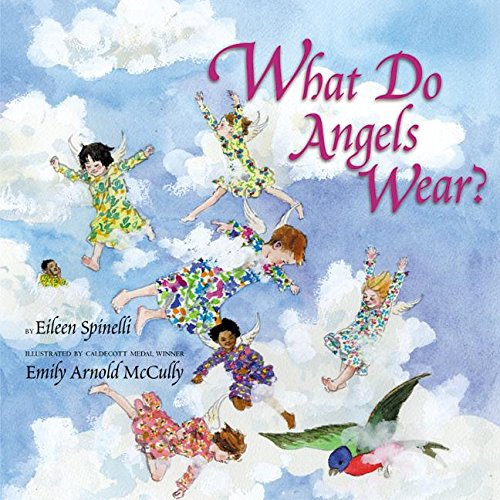 9780060288860: What Do Angels Wear?