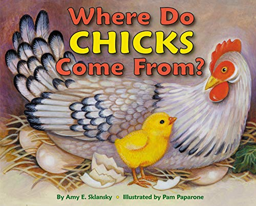9780060288921: Where Do Chicks Come From? (Let's-Read-and-Find-Out Science Books)