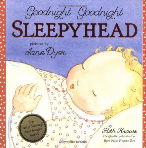 9780060288952: Goodnight Goodnight Sleepyhead