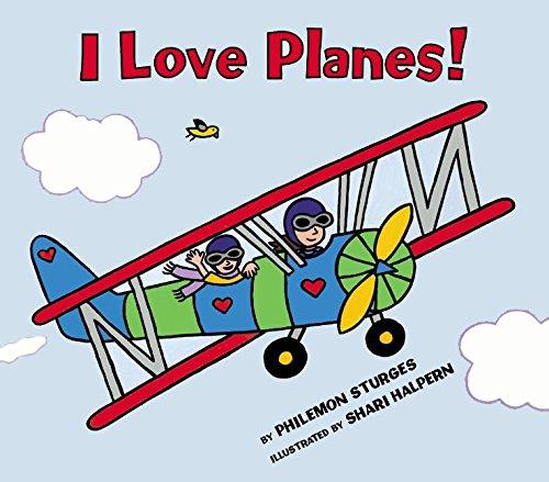 9780060288983: I Love Planes!