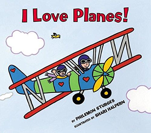 9780060288990: I Love Planes!