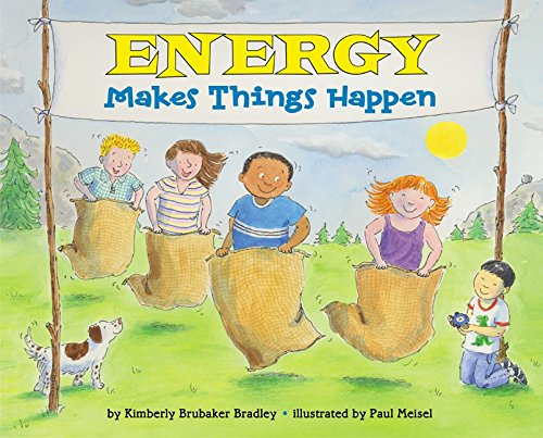 9780060289089: Energy Makes Things Happen (Let's-Read-And-Find-Out Science)