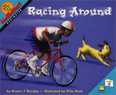 9780060289126: Racing Around (Mathstart: Level 2 (HarperCollins Hardcover))