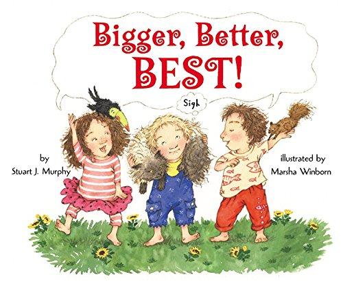 9780060289195: Bigger, Better, Best! (MathStart 2)