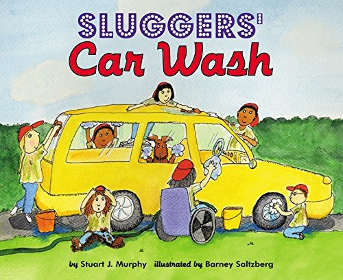 9780060289201: Sluggers' Car Wash (Mathstart: Level 3 (HarperCollins Hardcover))