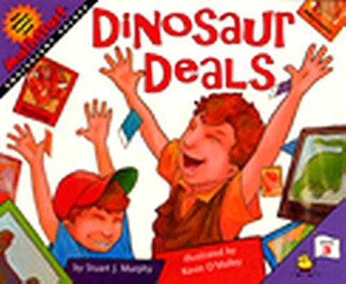 9780060289263: Dinosaur Deals (MathStart 3)