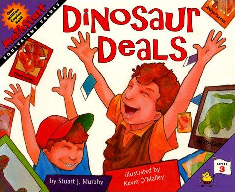 9780060289270: Dinosaur Deals (MathStart 3)