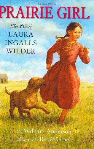 9780060289737: Prairie Girl: The Life of Laura Ingalls Wilder (Little House)