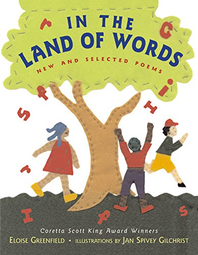 9780060289935: In the Land of Words: New and Selected Poems